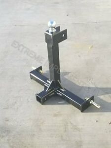 3 Point Hitch trailer Mover gooseneck Ball 2 5 16