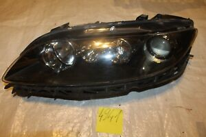 06 08 Mazda 6 Driver Left Headlight Head Light Lamp Hid Xenon 4941