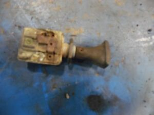 Ford 4000 3 Cylinder Gas Farm Tractor Light Switch