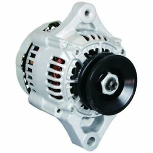 New Alternator For Ford new Holland 1215 Compact Tractor Sba185046440