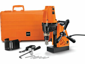 Jancy Jhm Series Shortslugger Magnetic Base Drilling Unit 750w 2 Cutting Depth