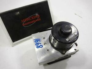 2003 Mercedes Benz Ml350 Abs Pump Order By Part Only 1635459832