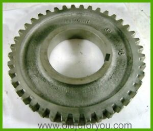 H1043r john Deere H Low Speed Gear Keyed We Have The Parts You Need