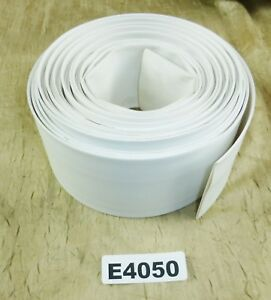 2 24ft White 2 1 Heat Shrink Tubing Tube Sleeving Wrap Cable Wire