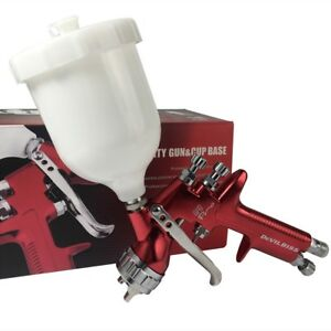 Devilbiss Gfg Pro Hvlp Spray Gun Professional Car Paint Gun 1 3mm Nozzle 600ml