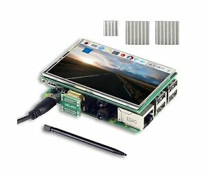 Uctronics 3 5 Inch Hdmi Tft Lcd Display With Touch Screen Touch Pen 3 Heat