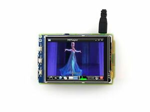 Waveshare Raspberry Pi Lcd Display Module 3 2inch 320 240 Tft Resistive Touch