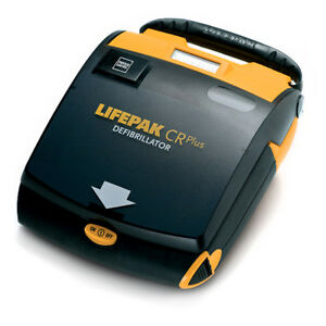 Physio Control Lifepak Cr Plus Aed Kit Fully Automatic 80403 000149