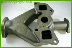 John Deere Mt Manifold Am626t M1799t M408t Fits 40 And 320 correct Fit