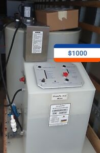 132 Gallon Granuflo Concentrate Dissolution System