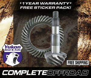 Yg D80 463 High Performance Replacement Ring Pinion Gear Set For Dana 80