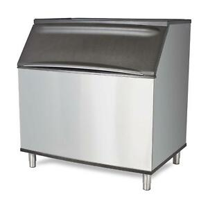 Manitowoc D 970 48 Wide 882lb Capacity Ice Bin With Side hinged Front Door