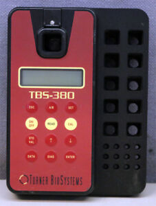 Turner Biosystems Tbs 380 Mini fluorometer 3800 003