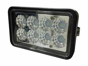 Qty 2 John Deere Led Skid Steer Headlights New Design On The Market