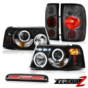 Projector Headlight Taillight Clear Third Brake Led 01 11 Ford Ranger Fx4