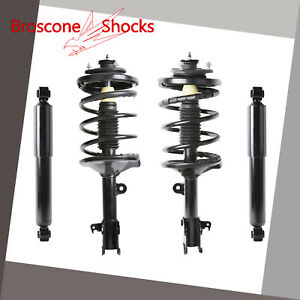 For 99 2000 2001 2002 2003 2004 Honda Odyssey Full Set Complete Shocks