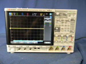 Agilent Dsox4024a Digital Oscilloscope 200 Mhz 4 Channels 30 Day Warranty