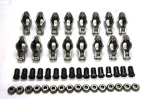 Chevy 396 454 Bbc Pro Stock Roller Tip Rocker Arm 7 16 Stud Ratio 1 7