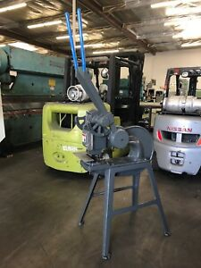 Excelsior 11 Double Cut Notcher Shear Jack Shear