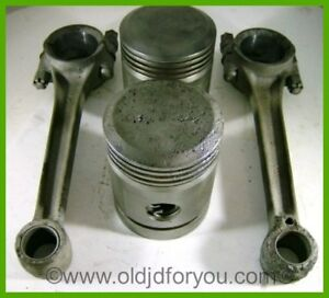 H800r H212r john Deere H Pistons And Connecting Rods Special Offer