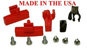 Geo Tracker Suzuki Sidekick Soft Top Clips Redesigned With New Screw 3 Clips