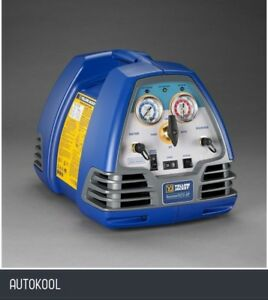 Yellow Jacket 95764 Recover Xlt Refrigerant Recovery Machine 230v For R32