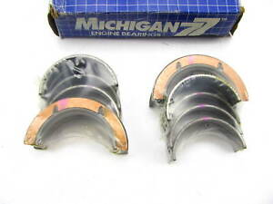 Michigan Ms 805 P 20 Engine Main Bearing Set 020 Oldsmobile 330 350 350r 403