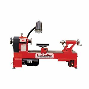 Psi Woodworking Kwl 1018 Turncrafter Commander 10 Multi speed Midi Lathe 10
