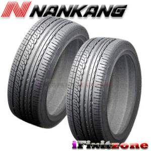 2 Nankang As 1 255 35r18 94h Xl All Season Performance Tires 255 35 18 New