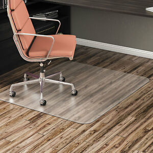 Alera Non studded Chair Mat For Hard Floor 36 X 48 Clear Mat4660hfr