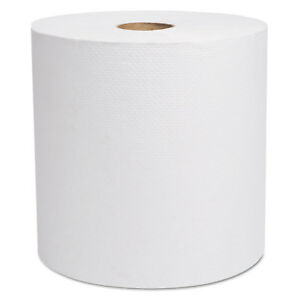 Cascades Pro Select Hardwound Roll Towels White 7 7 8 X 800 Ft 6 carton H280