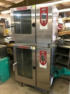 2014 Blodgett Bcp Blcp 61 Blcp 101 Boilerless Combi Double Stack Cooking Oven