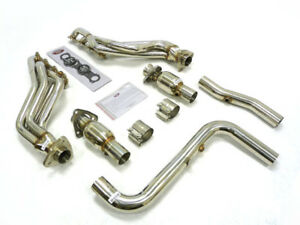 Maximizer Long Tube Header For 1999 To 2003 Ford F 150 5 4l Lightning Harley