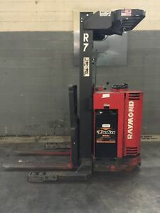 Raymond Electric Forklift 20i s30tt W Work Horse Battery Charger