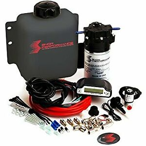 Snow Stage 3 Boost Cooler Efi 2d Map Progressive Water Methanol Injection Kit
