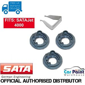 Sata Jet 4000 B Spray Gun Replacement Air Distribution Rings 3pk 165951