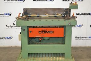 Gannomat 23 Spindle 32mm Horizontal Vertical Construction Line Boring Machine