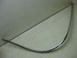 1960 Chevy Biscayne 2 4 Door Sedan Left Rear Window Lower Molding 4947