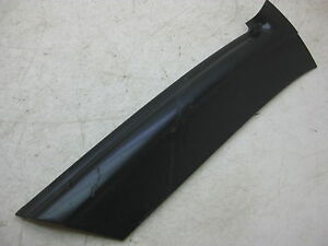 1959 1960 Chevy Brookwood 2 Dr Wagon Left Rear Quarter Glass Front Molding 5495