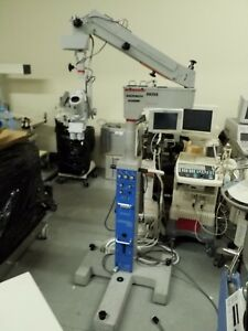 Zeiss Opmi 6sfc Surgical Microscope As Pictured In Nice Condition On S3b Stand