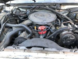 Used 1987 Ford F250 Complete Liftout 460 7 5 Vin L Engine Assembly Outright Gas