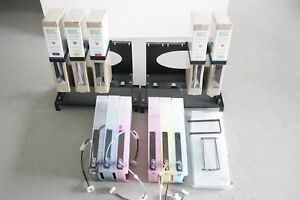 Epson Pro Gs6000 used bulk Refillable Ink Cartrid Wide Format Solvent Printer