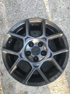 2007 2008 Acura Tl Type s Carbon Alloy Wheel Oem 07 08
