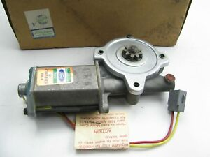 Reman Oem Ford F23z 5423395 Ax Power Window Motor Rear Left Drivers Side
