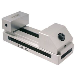 Hhip 3900 2003 Ultra Precision Toolmaker s Vise 3 Jaw Width Pack Of 1