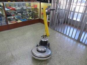 Saturn 20hs1500 ss Floor Burnisher Polisher Buffer 20 1500pm
