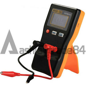 Autoranging In Circuit Esr Capacitor Meter Tester Up To 0 001 To 100r Mesr 100