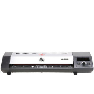 220v Digital Plastic Sealing Laminator A3a4 Photo Overmolding Laminating Machine