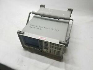 Hp Agilent 8591e Spectrum Analyzer Tested And Working