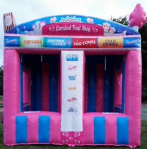 Inflatable Concessions Stand